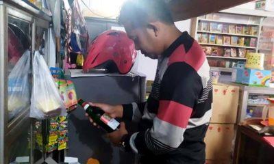 Operasi Aman Semeru 2019, Polres Situbondo Intensifkan Razia Minuman Keras