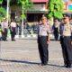 Dua Personil Polres Situbondo Naik Pangkat Pengabdian