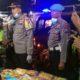 Situbondo Covid-19 Kapolres Patroli Keliling, Minta Warga yang Berkumpul Pulang ke Rumah Masing-masing