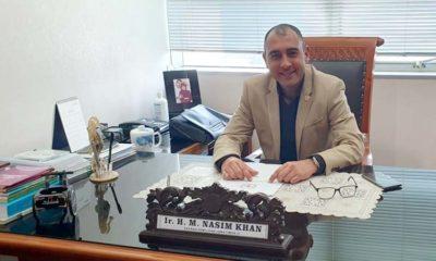Nasim Khan. (im)