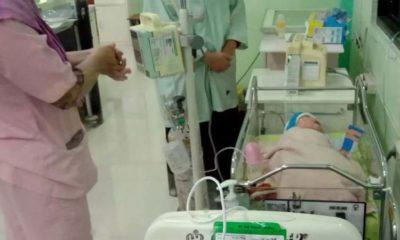 Bayi Perempuan Dibuang di Tempat Sampah, Bupati Situbondo Kunjungi ke RSUD