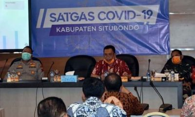 Wakil Bupati Situbondo Ir H Yoyok Mulyadi M Si. (im)