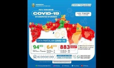 Awas Ada Peta Hoax Covid-19 Situbondo