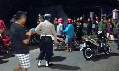 Perang Kembang Api Situbondo Digerebek Polisi