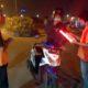 Pemdes Wunut Bersama Tim relawan, Antisipasi Covid-19