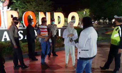 Satgas Aman Nusa Polres Situbondo, Patroli dan Edukasi Masyarakat Cegah Covid-19
