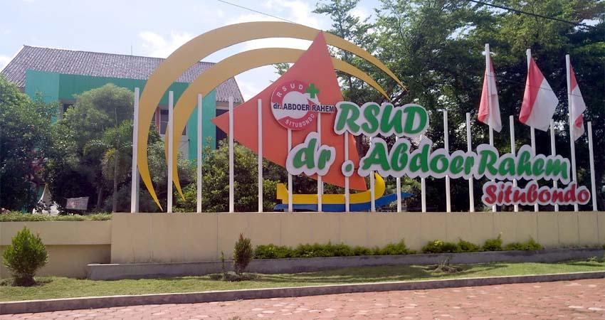 Rumah Sakit Umum Daerah (RSUD) dr Abdoer Rahem Situbondo. (im)
