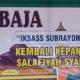 Ikatan Santri Alumni Ponpes Salafiyah Safi'iyah Sukorejo Sub Rayon Jangkar Gelar BAJA