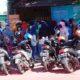 Ratusan Orang Tua Murid Di Situbondo Antre Ambil Nomor Pin PPDB SMPN 4 Situbondo. (her)