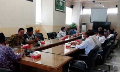 Rapat Komisi III DPRD Situbondo, Pabrik Aspal di Sliwung, Sanggup Perbaiki Jalan Rusak