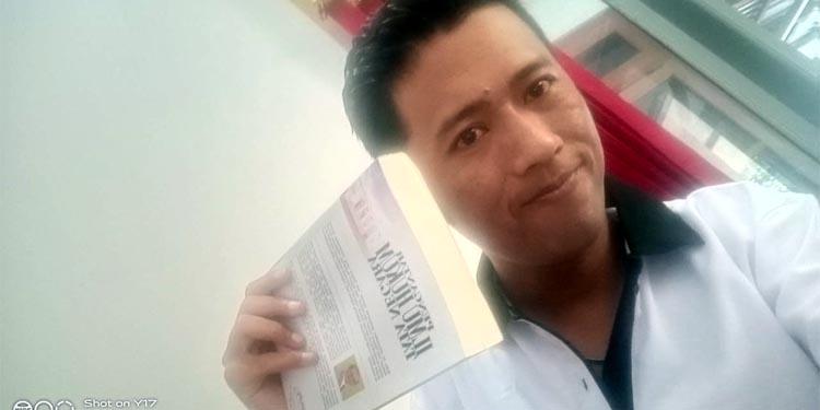Eko Febrianto, Ketua Umum Lembaga Swadaya Masyarakat (LSM) Siti Jenar Situbondo. (im)