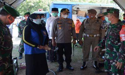 Apel gelar kesiapsiagaan bencana alam Hydrometerologi wilayah Kabupaten Situbondo. (im)