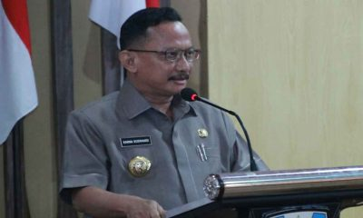 Bupati Situbondo Tunjuk 10 Pejabat Isi Jabatan Plt