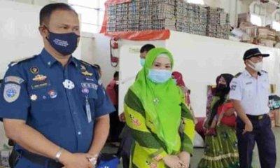 Anggota DPRD Jatim Pantau dan Fasilitasi Kepulangan 450 Santri Sukorejo ke Kangean