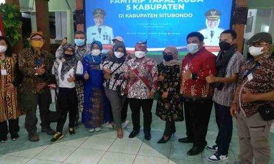 Bupati Promosikan Wisata Merak-Baluran pada APWI Saat Launching Calendar of Event Wisata Situbondo