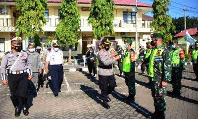 Polres Situbondo Gelar Operasi Keselamatan Semeru 2021